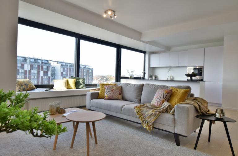 Waldamkaai: 10 appartementen