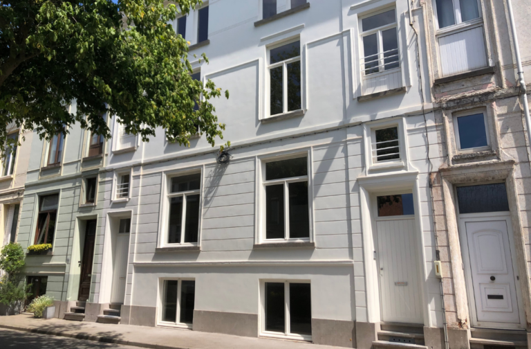 K. L. Dierickxstraat: 8 studentenstudio's