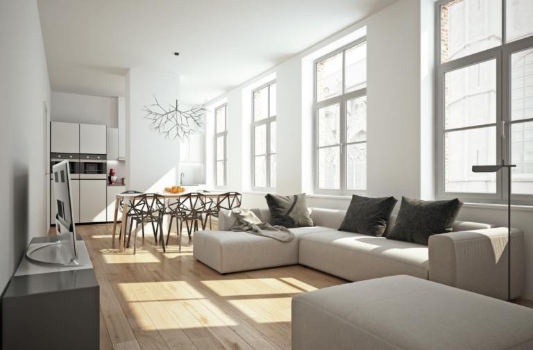 Klein Turkije: 5 appartementen